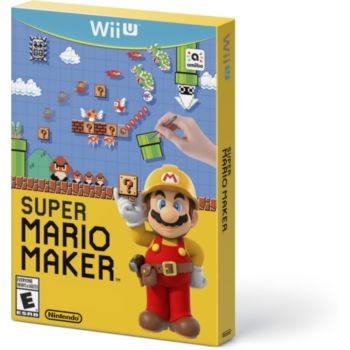 Nintendo Super Mario Maker + Artbook