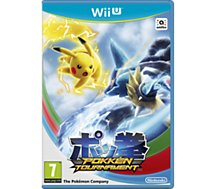 Jeu Wii U Nintendo Pokken Tournament
