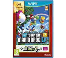 Jeu Wii U Nintendo New Super Mario Bros. Selects