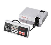Console rétro Nintendo Classic Mini NES