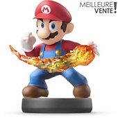 Figurine Amiibo Nintendo Amiibo Mario N°1 SSB