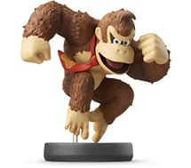 Figurine Amiibo Nintendo  Amiibo Donkey Kong N°4 SSB