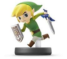 Figurine Amiibo Nintendo Amiibo Link Cartoon N°22 SSB