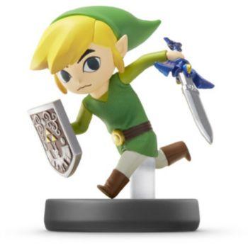 Nintendo Amiibo Link Cartoon N°22 SSB