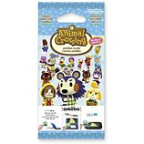 Pack cartes Amiibo Nintendo  3 cartes Animal Crossing Série 3