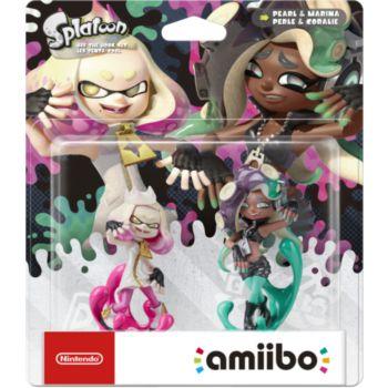 Nintendo Amiibo Splatoon Perle et Coralie