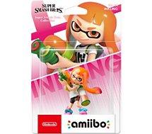 Figurine Amiibo Nintendo Amiibo Fille Inkling N°64 SSB