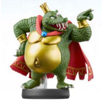 Nintendo Amiibo King K. Rool  N°67 SSB