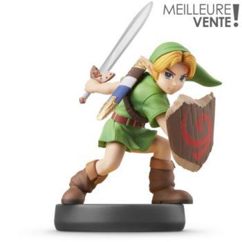 Nintendo Amiibo Link Enfant N°70 SSB