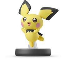 Figurine Amiibo Nintendo Amiibo Pichu N°72 SSB