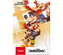 Figurine Amiibo Nintendo  S.Smash Bros. Banjo & Kazooie