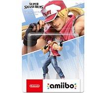 Figurine Amiibo Nintendo  S.Smash Bros. Terry Bogard