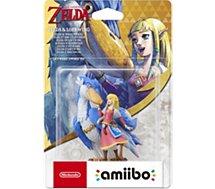Figurine Amiibo Nintendo  amiibo Zelda et son Célestrier