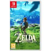 Jeu Switch Nintendo The Legend Of Zelda - Breath Of The Wild