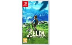 Jeu Switch Nintendo The Legend Of Zelda - Breath Of The Wild