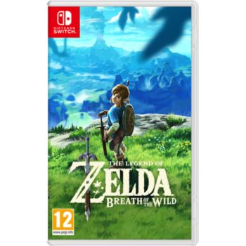 Nintendo The Legend Of Zelda - Breath Of The Wild