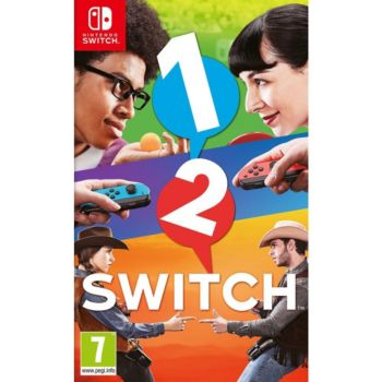 Nintendo 1 - 2 Switch