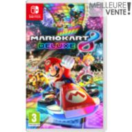 Jeu Switch Nintendo Mario Kart 8 Deluxe