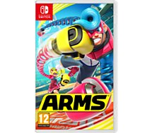 Jeu Switch Nintendo Arms