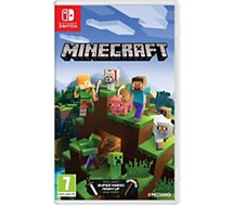 Jeu Switch Nintendo  Minecraft