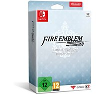 Jeu Switch Nintendo Fire Emblem Warriors Ed Limitée