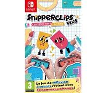 Jeu Switch Nintendo Snipperclips Plus Les Deux Font La Paire