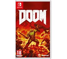 Jeu Switch Bethesda Doom