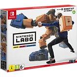 Jeu Switch Nintendo  Labo Kit Robot