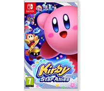 Jeu Switch Nintendo  Kirby Star Allies