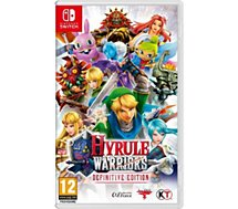 Jeu Switch Nintendo Hyrule Warriors Definitive Edition