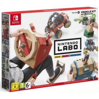 Nintendo Labo Kit Vehicules