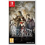 Jeu Switch Nintendo Octopath Traveler