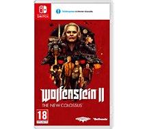 Jeu Switch Nintendo Wolfenstein 2 The New Colossus