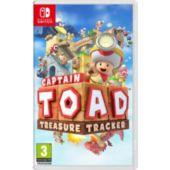 Jeu Switch Nintendo Captain Toad Treasure Tracker
