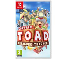 Jeu Switch Nintendo  Captain Toad Treasure Tracker