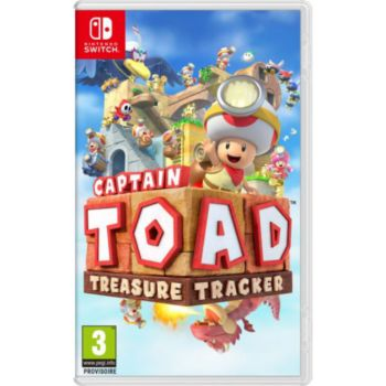Nintendo Captain Toad Treasure Tracker