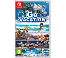 Jeu Switch Nintendo Go Vacation