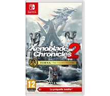 Jeu Switch Nintendo Xenoblade Chronicles 2 Torna The Golden