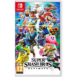 Jeu Switch Nintendo  Super Smash Bros Ultimate