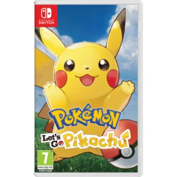Nintendo Pokémon Let's Go Pikachu