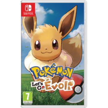Nintendo Pokémon Let's Go Evoli