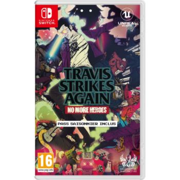 Nintendo Travis Strikes Again No More Heroes