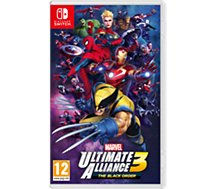 Jeu Switch Nintendo  Marvel Ultimate Alliance 3 Black Order