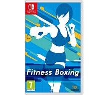 Jeu Switch Nintendo  Fitness Boxing
