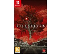 Jeu Switch Nintendo  Deadly Premonition 2 : A Blessing in Dis