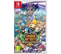 Jeu Switch Nintendo  Snack World : Mordus de Donjons - Gold