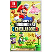 Jeu Switch Nintendo New Super Mario Bros U Deluxe