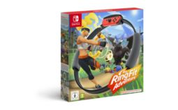 Jeu Switch Nintendo Ring Fit Adventure