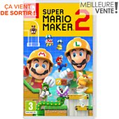 Jeu Switch Nintendo Super Mario Maker 2