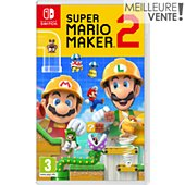 Jeu Switch Nintendo Super Mario Maker 2